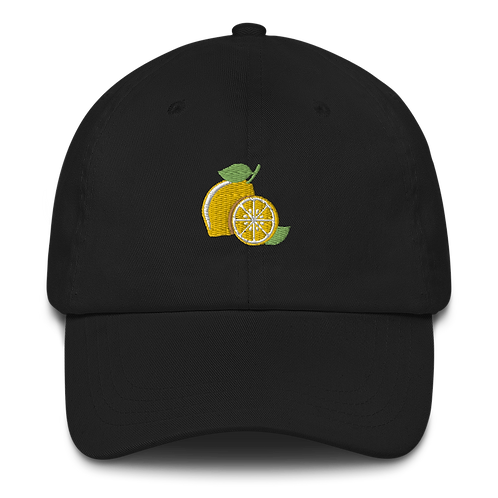 Lemon Dad Hat