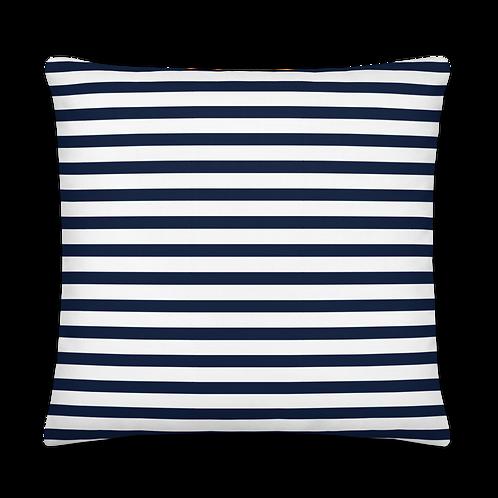 Club Thalassophile Premium Pillow Navy/White