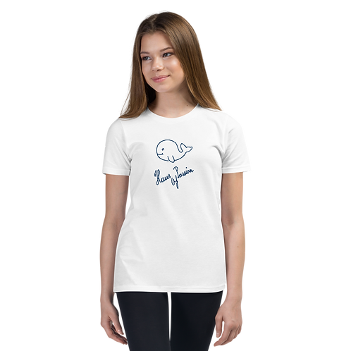 Big Whale Youth Short Sleeve T-Shirt
