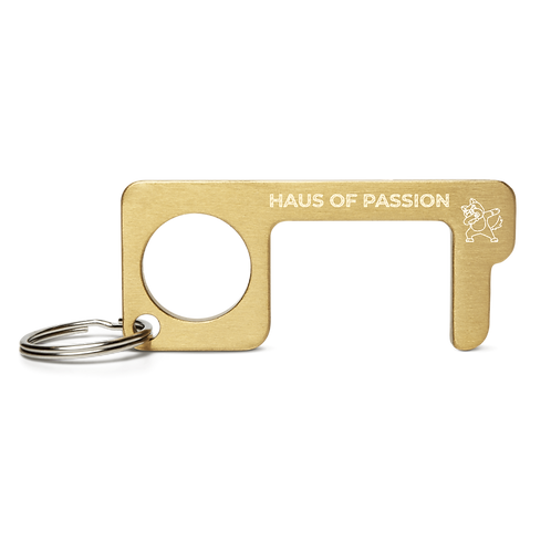 Doggo Dab Keychain HAUS OF PASSION