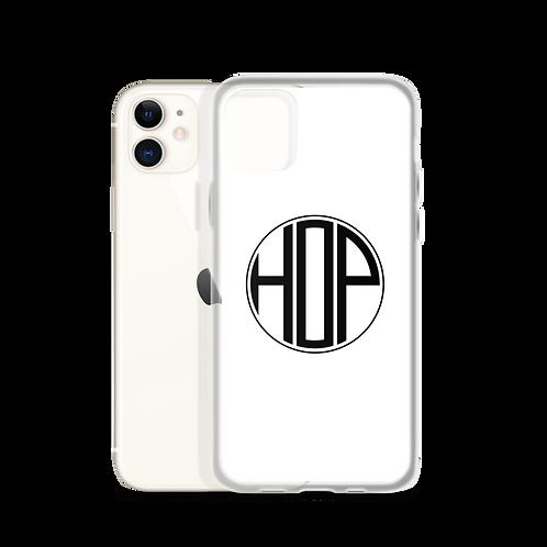 HAUS OF PASSION Big Logo iPhone Case