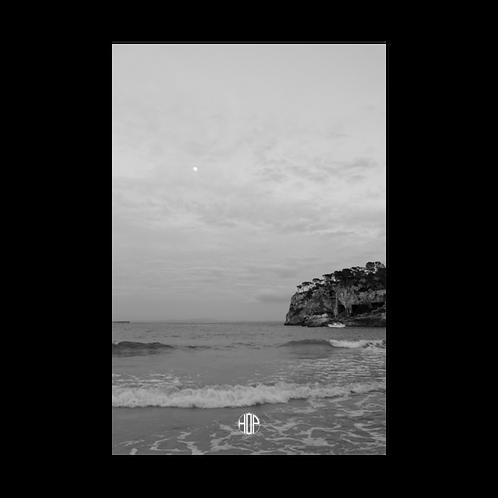 Moon Godess Postcard