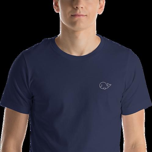 Club Thalassophile Whale Short-Sleeve Unisex T-Shirt