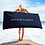 Thumbnail: HAUS OF PASSION Classic Towel Navy