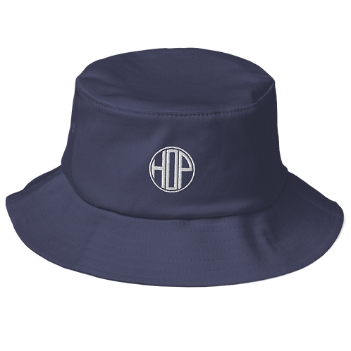 HAUS OF PASSION Old School Bucket Hat