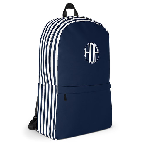 Club Thalassophile Backpack Navy/White