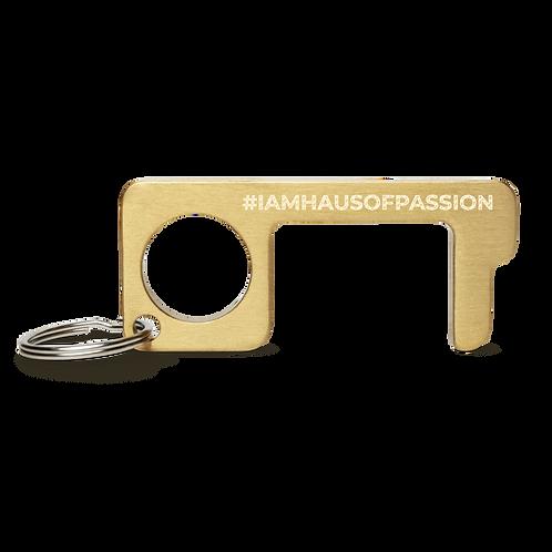 #IAMHAUSOFPASSION Keychain