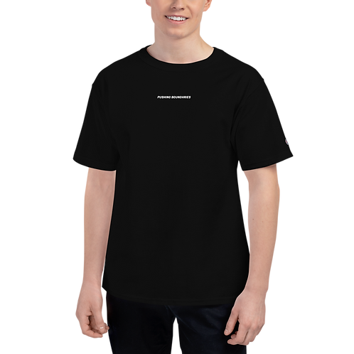 Champion X HOP Men T-Shirt