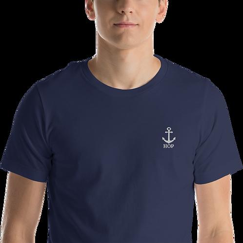 Anchor Short-Sleeve Unisex T-Shirt