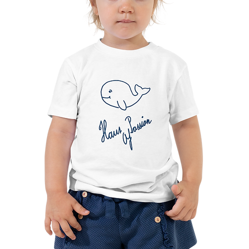 Big Whale Toddler Short Sleeve Tee