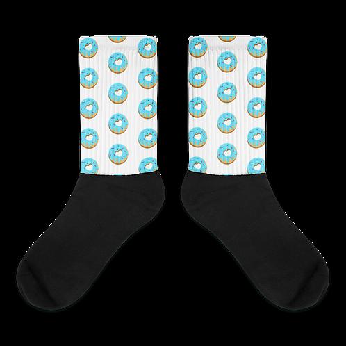 Color Pop Socks Donuts