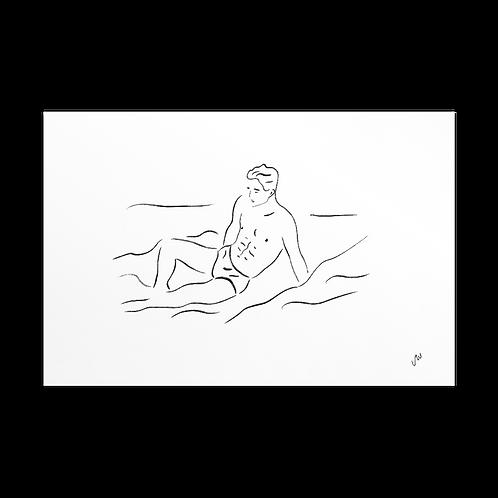 Aquatic Postcard