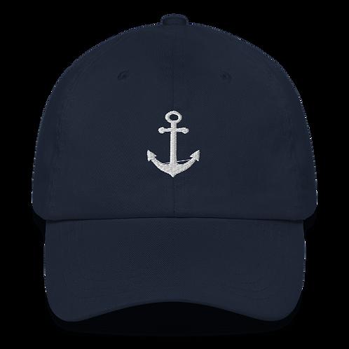 Club Thalassophile Anchor Dad hat