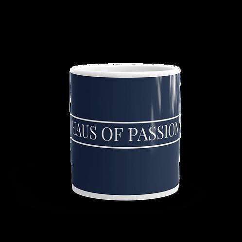 HAUS OF PASSION Classic Mug Navy