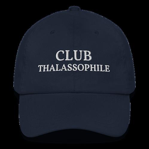 Club Thalassophile Cap Navy