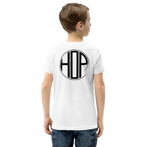 HOP Youth Short Sleeve T-Shirt