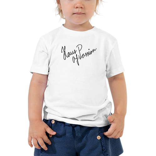 Haus Of Passion Toddler Short Sleeve Tee
