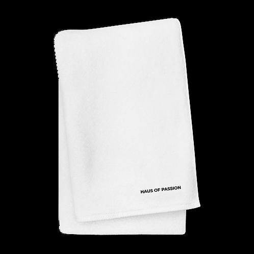 HAUS OF PASSION Turkish Cotton Towel