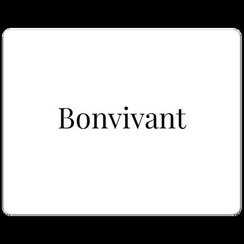 Bonvivant Bubble-free stickers