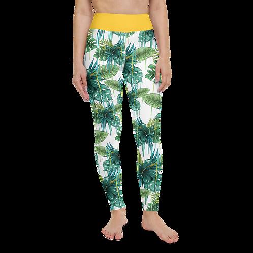 Botanical Yoga Leggings