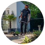 Maintenance of green spaces