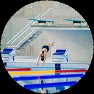 Swimming pool staff