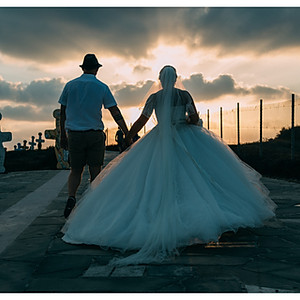 Leah and Vince - Phaethon hotel Paphos