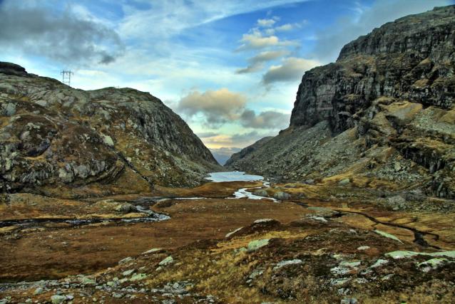 Wildes Røldalsfjellet