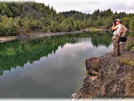 Auf der Suche nach dem Schatz im Silbersee