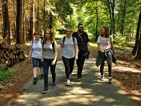 Burgwald: Rote Wasser Tour