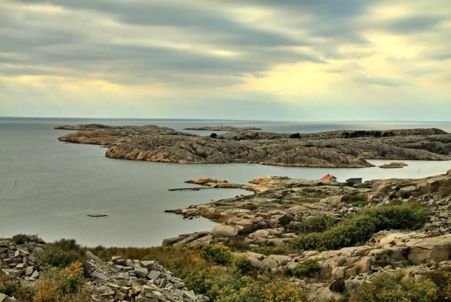 Schwedische Westküste