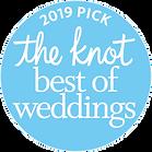 2019 The Knot Award Badge.png