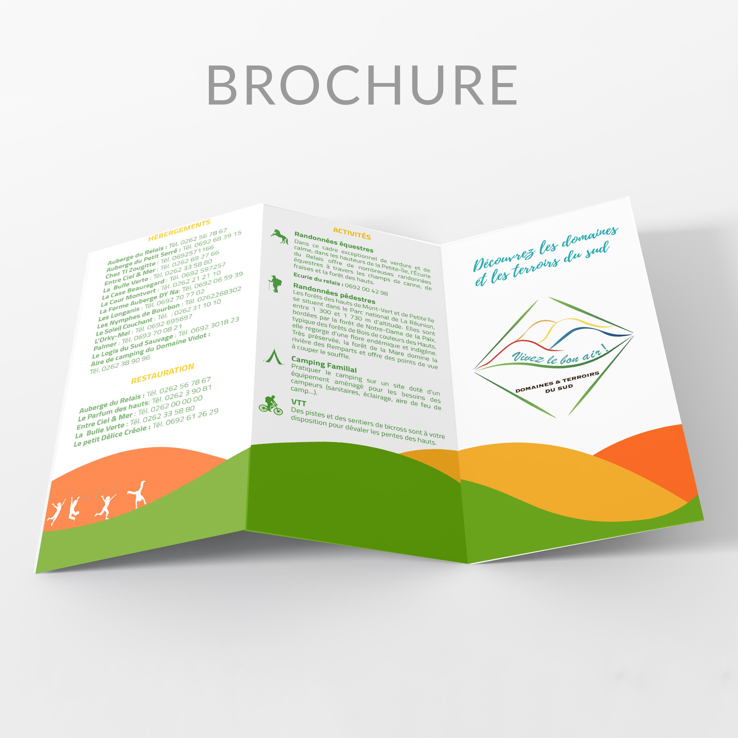 Mont vert brochure