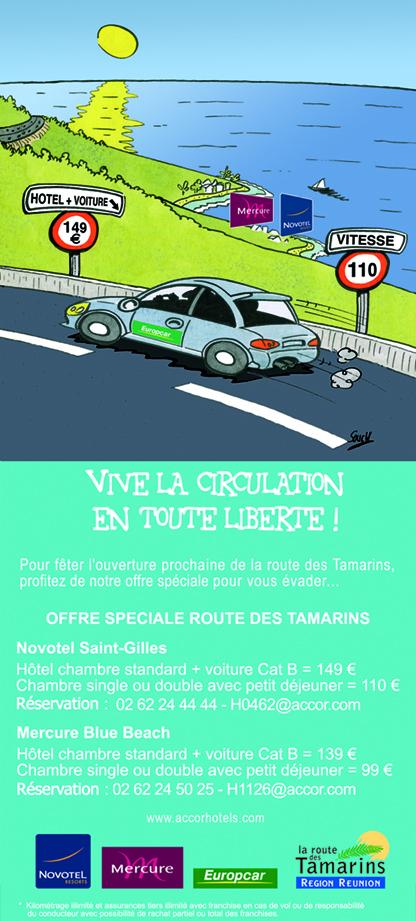 Novotel St Gilles