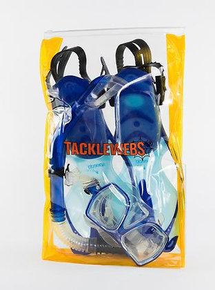"""TACKLEWEBS 12"""" X 18"""" DRY LINER ZIP BAGS"""