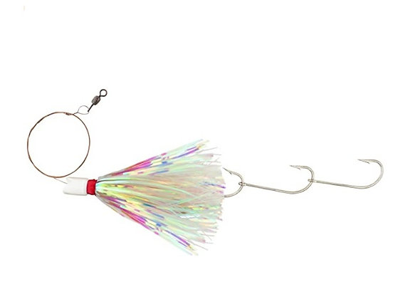 Bomber Lures J-Duster King Rig Fishing Lure - Saltwater Grade