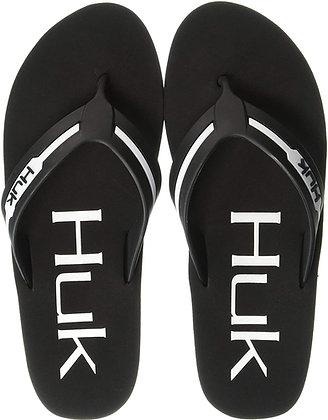 HUK Men's FLIPSTER-Black