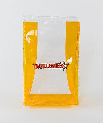 """TACKLEWEBS 5"""" X 8"""" DRY LINER ZIP BAGS"""