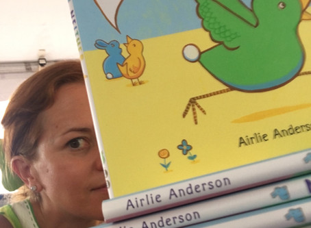 Books Fly at the Princeton Children's Book Festival