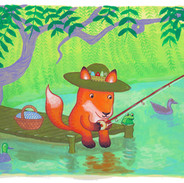 Clyde Goes Fishing