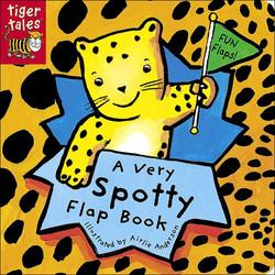 A VERY SPOTTY FLAP BOOK