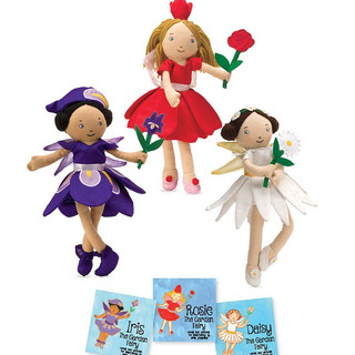 Fairy Dolls and Booklets