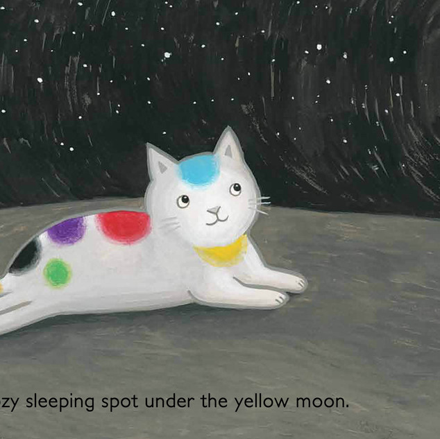 From CAT'S COLORS