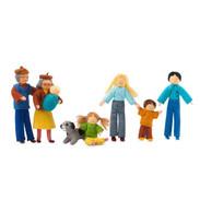 Half Penny Dolls: Family