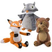 Forest Friends Plush Toys
