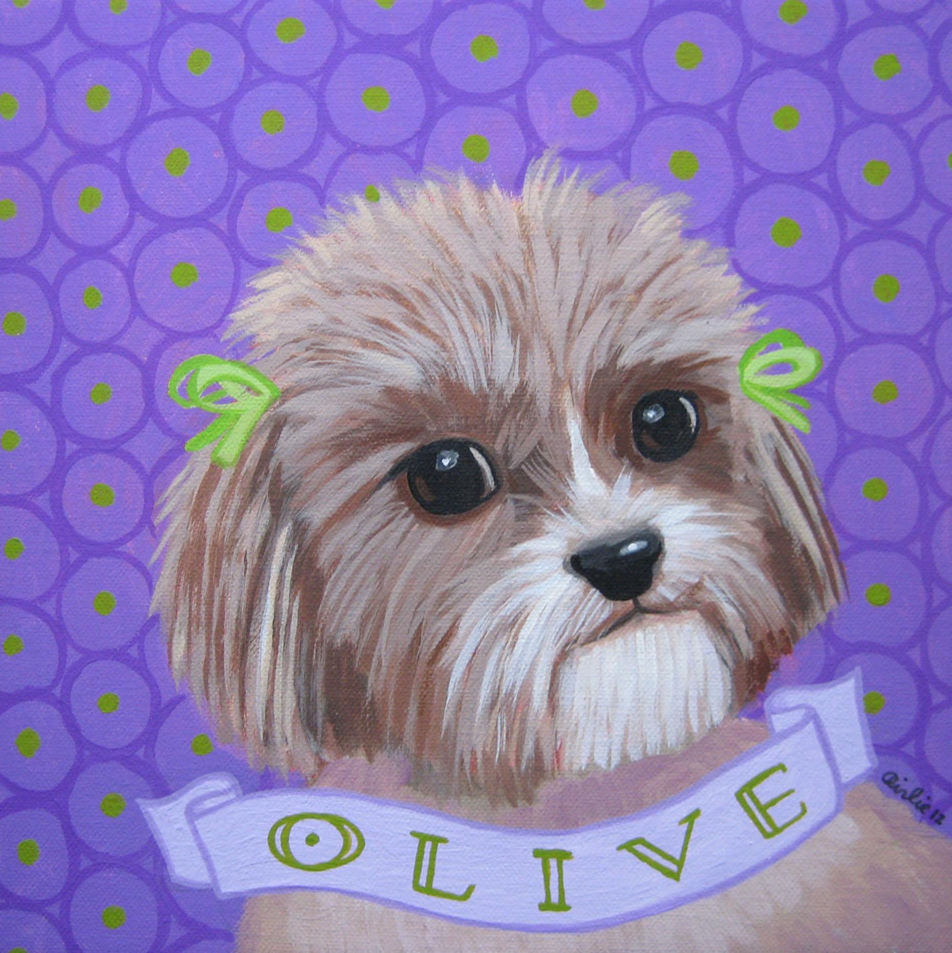 Olive1color