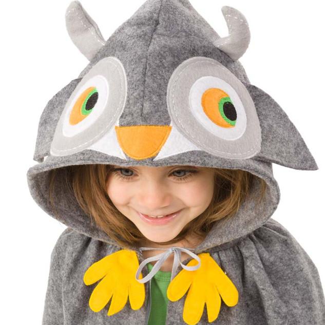 Owl Cloak