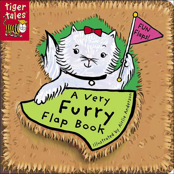 A VERY FURRY FLAP BOOK