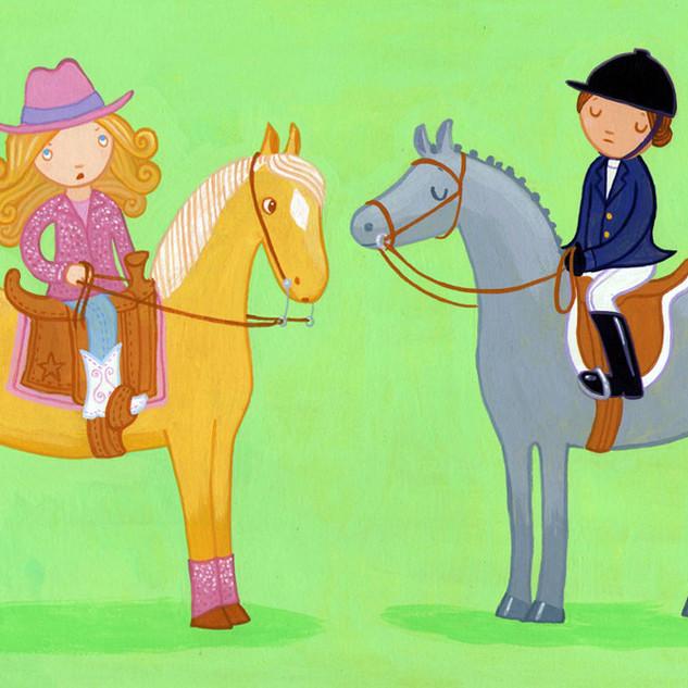 Horse Girls