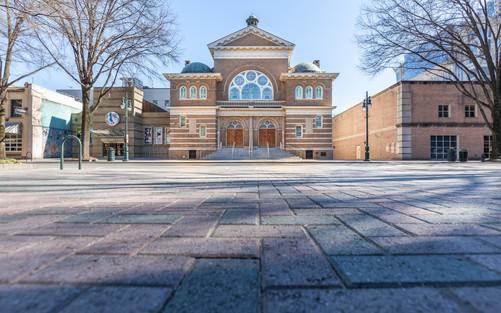 McGlohan Theatre Charlotte, NC